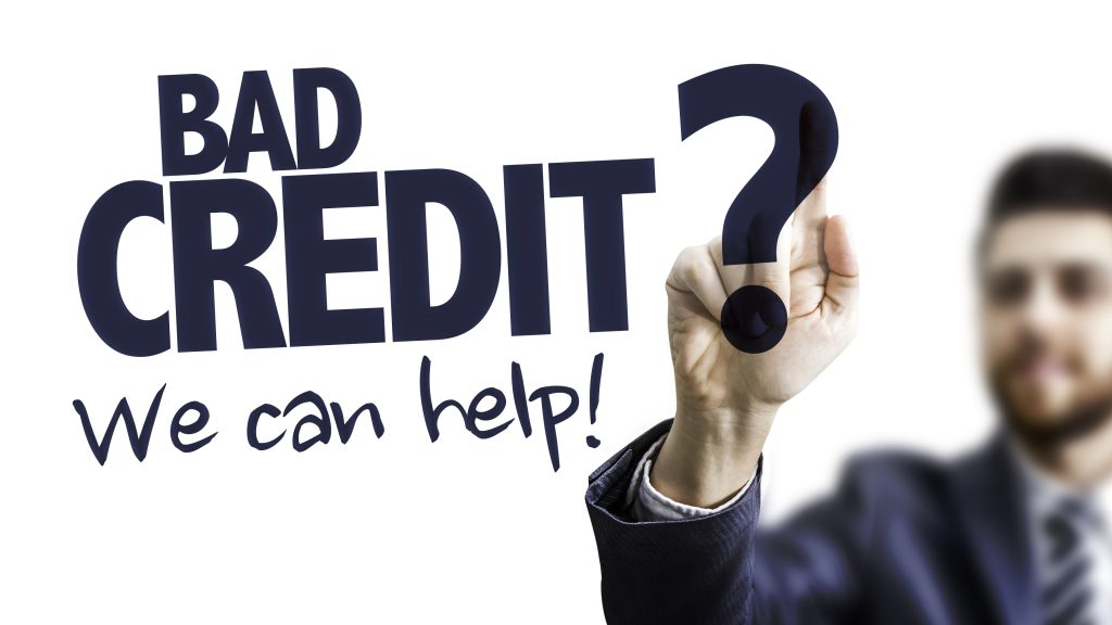 bad credit high street mortgage