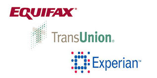 Credit Score for a Mortgage Equifax Experian and Transunion