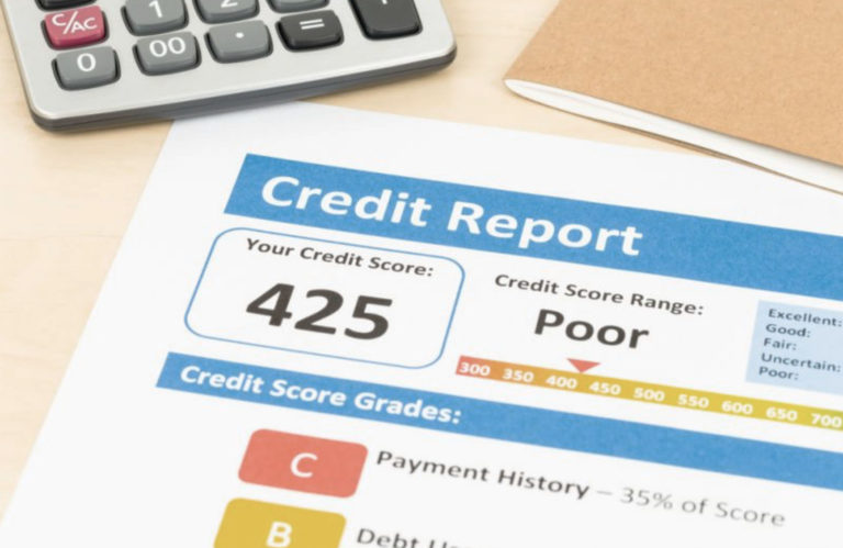 Credit Score for a Mortgage
